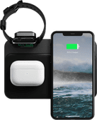 Nomad Base Station 3-in-1 Wireless Charger 7.5W with Apple Watch Charger