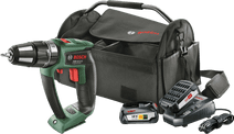 Bosch PSB 18 LI-2 Ergonomic + Bosch 18V 2.5 Ah Starter Set