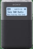 Sony XDR-V20D Zwart