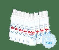 Robijn Klein & Krachtig Radiant White Detergent - Half-year package