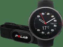 Polar Vantage V2 Black M/L + Polar H10 Heart Rate Monitor Chest Strap Black M-XXL