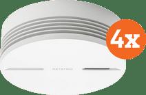 Netatmo Smart Smoke Detector (10 years) 4-Pack