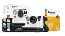 Polaroid Now Zwart/Wit + Color instant film for I-type