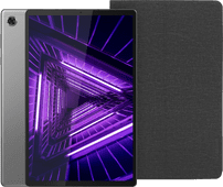 Lenovo Tab M10 Plus (2nd generation) 64GB WiFi + 4G Gray + Lenovo Book Case Black