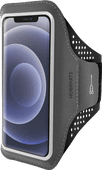 Mobiparts Comfort Fit Sportarmband Apple iPhone 12 mini Zwart