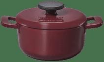 Brabantia The Dutch Oven 20 cm Aubergine Red