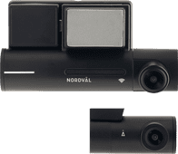 Nordväl DC103 Dashcam 2CH LCD 1080P + Wifi 32 GB