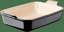 Le Creuset ovenschaal 32 cm Zwart Ovenschalen
