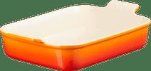 Le Creuset ovenschaal 32 cm Oranje Ovenschalen