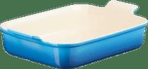 Le Creuset ovenschaal 32 cm Blauw Ovenschalen