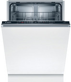 Bosch SBV2ITX22E / Built-in / Fully integrated / Niche height 87.5 - 92.5cm