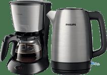 Philips HD7462/20 Daily + Waterkoker Philips filter koffiezetapparaat