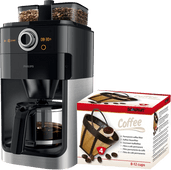 Philips Grind & Brew HD7769/00 + Scanpart Permanent filter