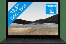 Microsoft Surface Laptop 4 13.5 inches i7 - 16GB - 512GB Black