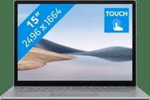 "Microsoft Surface Laptop 4 15"" R7se - 8GB - 256GB Platinum Laptops"