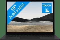"Microsoft Surface Laptop 4 15"" i7 - 16GB - 512GB Zwart Laptops"