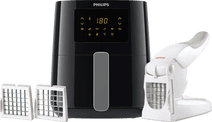 Philips Airfryer L HD9252/70 + Frietsnijder