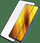 PanzerGlass Case Friendly Xiaomi Poco X3 / Xiaomi Poco X3 Pro Screenprotector Glas Zwart