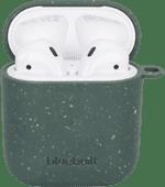 BlueBuilt Hoesje voor AirPods gen 1/2 Composteerbaar Groen