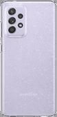 Spigen Liquid Crystal Glitter Samsung Galaxy A72 Back Cover Transparant