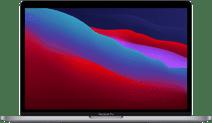 """Apple MacBook Pro 13"""" (2020) 16GB/256GB Apple M1 met 8 core GPU Space Gray Engels (VS)"""