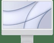 Apple iMac 24 inches (2021) 16GB/256GB Apple M1 with 8-core GPU Silver