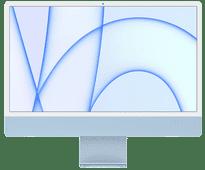 Apple iMac 24 inches (2021) MGPL3N/A 8GB/512GB 8-core GPU Blue