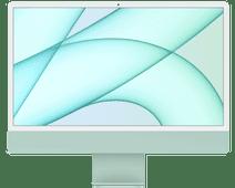 """Apple iMac 24"""" (2021) MGPH3N/A 8GB/256GB 8 core GPU Groen"""