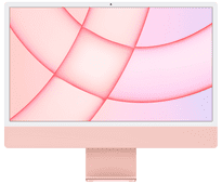 "Apple iMac 24"" (2021) MGPM3N/A 8GB/256GB 8-core GPU Pink"