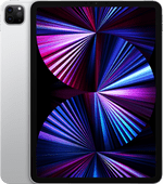 Apple iPad Pro (2021) 11 inches 256GB WiFi Silver