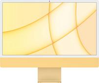 Apple iMac 24 inches (2021) 8GB/512GB Apple M1 with 8-core GPU Yellow