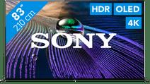 Sony Bravia OLED XR-83A90J (2021) Sony OLED tv's