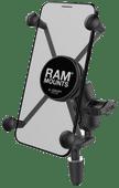 RAM Mounts Universele Telefoonhouder Motor Balhoofd Stuur Groot