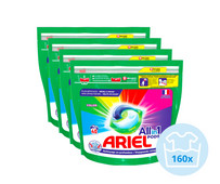 Ariel All-in-1-Pods Color - Halfjaarpakket