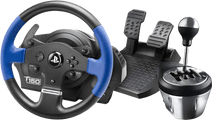 Thrustmaster T150 RS + Thrustmaster TH8A Shifter