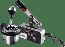 Thrustmaster TSS Handbrake Sparco MOD+ + Thrustmaster TH8A Shifter
