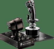 Thrustmaster Hotas Warthog Flight Stick + Thrustmaster Hotas Warthog Dual Throttles