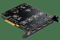Elgato Cam Link Pro 4K Quad Capture Card Elgato game capture