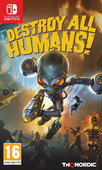 Destroy All Humans Nintendo Switch