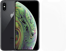 Refurbished iPhone Xs 64GB Space Gray + OtterBox Clearly Protected Screen Protector