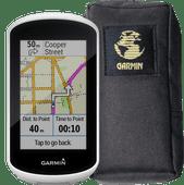 Garmin Edge Explore + Garmin Universele Beschermtas (groot)