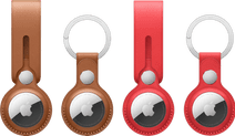 Apple AirTag Hanger Duo Pack + Sleutelhanger Duo Pack