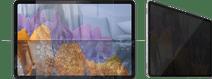 PanzerGlass Case Friendly Samsung Galaxy Tab S7 Plus Privacy Screenprotector Glas