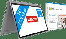 Lenovo IdeaPad Flex 5 14ARE05 81X20066MH + Microsoft 365 Personal NL 1-Year Subscription