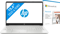 HP 15-dw1008nd + Microsoft 365 Personal NL 1-Year Subscription