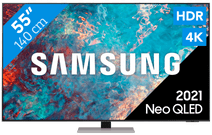 Samsung Neo QLED 55QN85A (2021) Samsung smart tv's