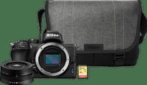 Nikon Z50 + 16-50mm + Tas + 16GB geheugenkaart