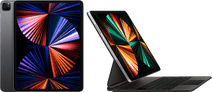 Apple iPad Pro (2021) 12.9 inch 256GB Wifi Space Gray + Magic Keyboard