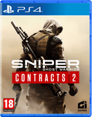 Sniper Ghost Warrior Contracts 2 PS4