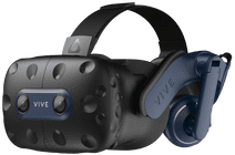 HTC Vive Pro 2 zonder controllers en basisstations